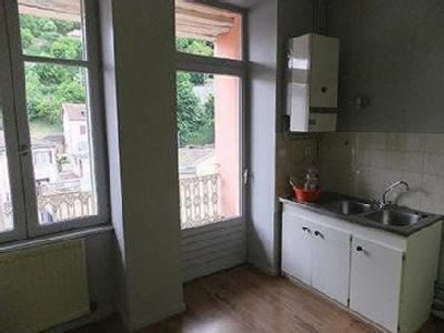 Appartement en location, Tarare - Balcon