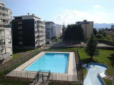 Cognin appartement en location for Piscine chambery