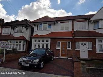 House for sale, Cecil Road W3