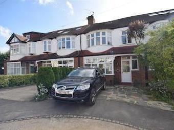 House for sale, Meadway Sw20 - Garden
