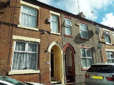 Lord Nelson Street, Sneinton, Ng2
