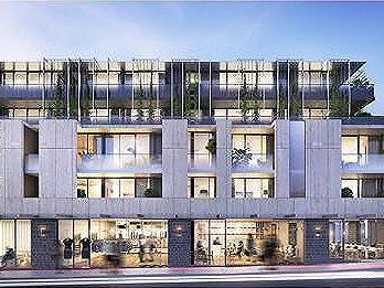 Glenferrie Road - Penthouse