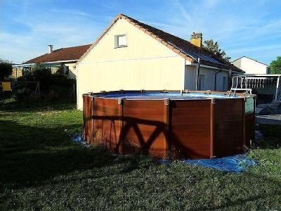 57310 maison en vente for Bertrange piscine
