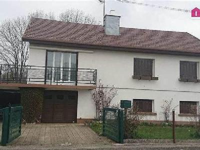 Bonnevaux, Doubs - Garage Double, Terrasse