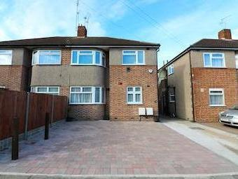 Glenwood Close, Harrow Ha1 - Garden