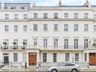 Eaton Place, Belgravia Sw1x - Listed