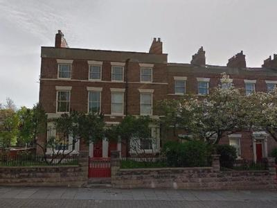 Mansfield Road, Nottingham, Ng1