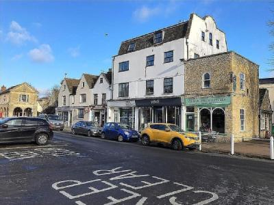 Market Square, Witney, Ox28