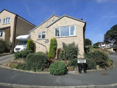 Mayster Grove, Brighouse, Hd6 - Patio
