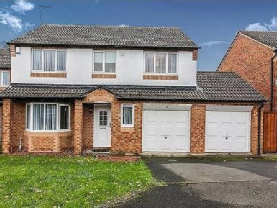 Mickle Close, Washington, Ne37