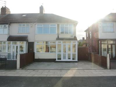 Milton Avenue, Broadgreen, L14
