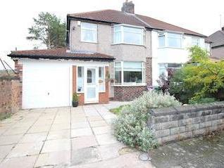 Abbottshey Avenue, Mossley Hill, Liverpool L18