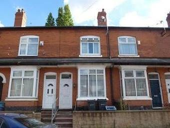 Newcombe Road, Handsworth, B21