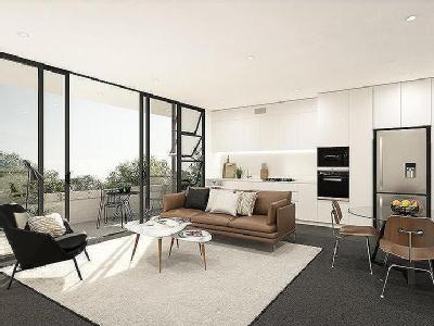 King Street, Newcastle - Garden