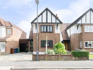 Pinner View, Harrow Ha1 - Garden