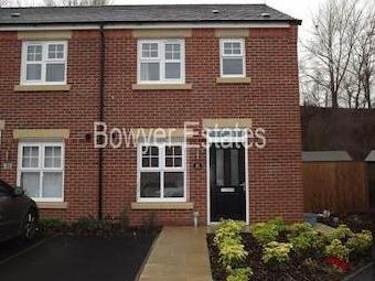 Saner Drive, Winnington, Northwich, Cheshire. Cw8