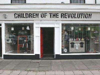 Children Of The Revolution, Front Street Tynemouth