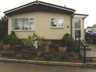 Beeches Mobile Homes Park, Victoria Road, Lowestoft Nr33