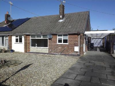Park Road, Werrington, St9 - Bungalow