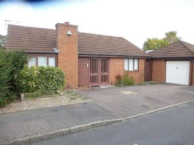 Peregrine Rise, Anstey Heights, Le4