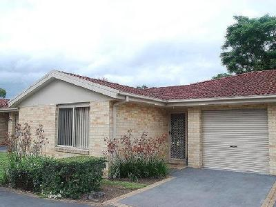 Mattes Way, Bomaderry - Garden