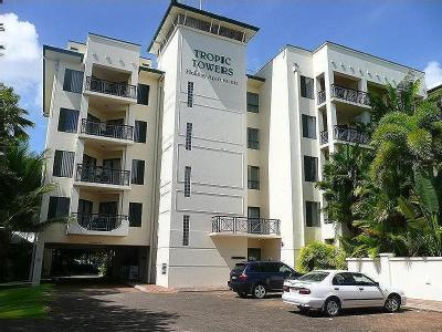 Sheridan St, Cairns - Furnished
