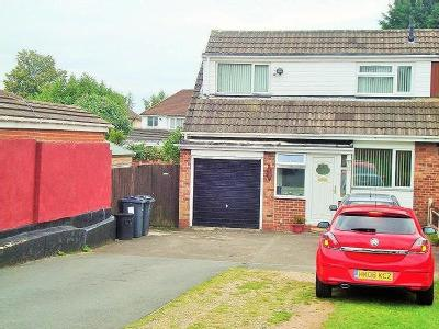 House for sale, Walsall Road - Patio