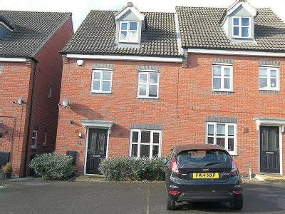 Strutts Close, South Normanton, Alfreton, Derbyshire, De55