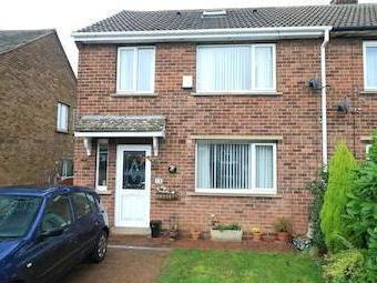 Cresacre Avenue, Barnburgh, Doncaster, South Yorkshire, Uk Dn5
