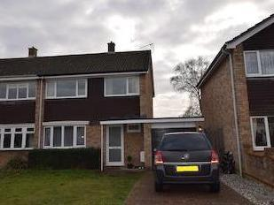Purbeck Close, Bedford Mk41 - Garden