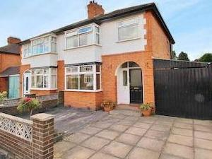 Hill Rise, Birstall, Leicester Le4