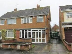 Salisbury Close, Blaby, Leicester Le8