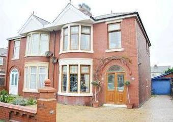 Scarsdale Avenue, South Shore, Blackpool Fy4