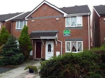 Rathybank Close, Bolton, Greater Manchester Bl1