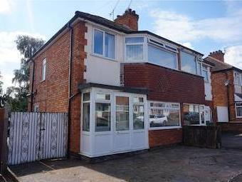 Cleveleys Avenue, Leicester Le3