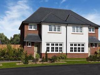Plot & 16 The Ludlow, Off Long Down Avenue, Cheswick, Stoke Gifford, Bristol Bs16