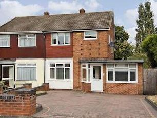 Freeth Road, Brownhills, Walsall Ws8