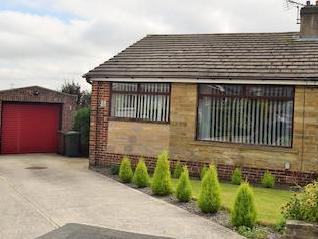 St. Abbs Close, Low Moor, Bradford Bd6