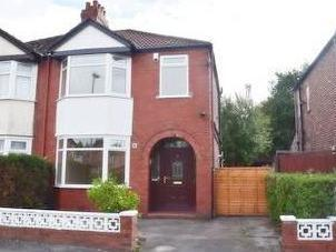 Wald Avenue, Fallowfield, Manchester M14