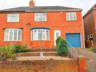 Camperdown Avenue, Chester Le Street Dh3
