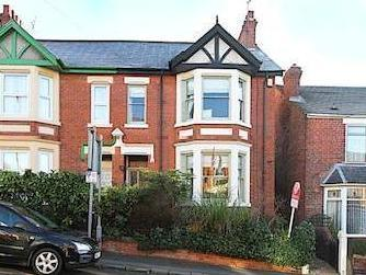 Clarence Road, Chesterfield, Derbyshire S40