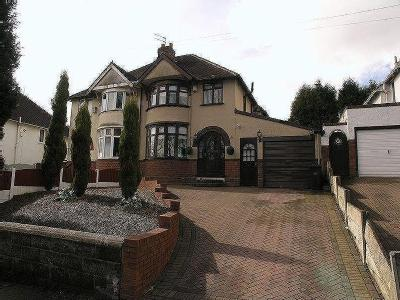The Broadway, Dudley, Dy1 - Garden