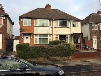 Edgemond Avenue, Erdington, Birmingham B24