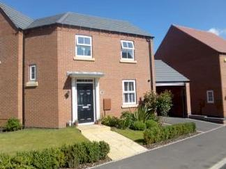 Slatewalk Way, Glenfield, Leicester. Le3