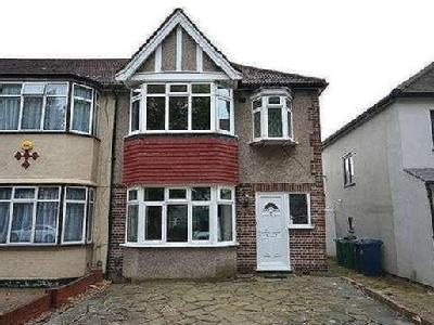 Whitton Avenue East, Greenford, Middlesex, Ub6