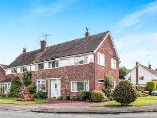 Hope Avenue, Handforth, Wilmslow, Cheshire Sk9