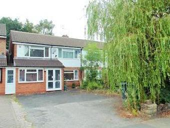 Friary Road, Handsworth Wood B20