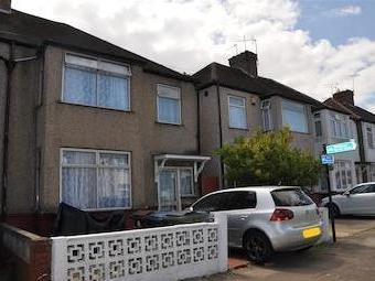 Blawith Road, Harrow Ha1 - Garden