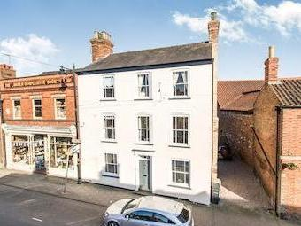 North Street, Horncastle Ln9 - Listed