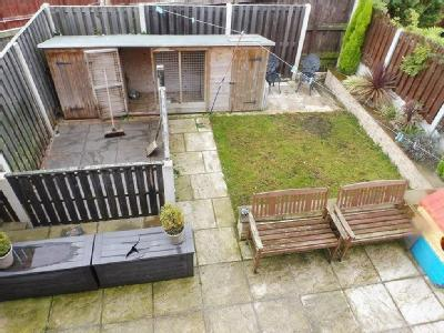 Oakroyd Crescent - Patio, Garden